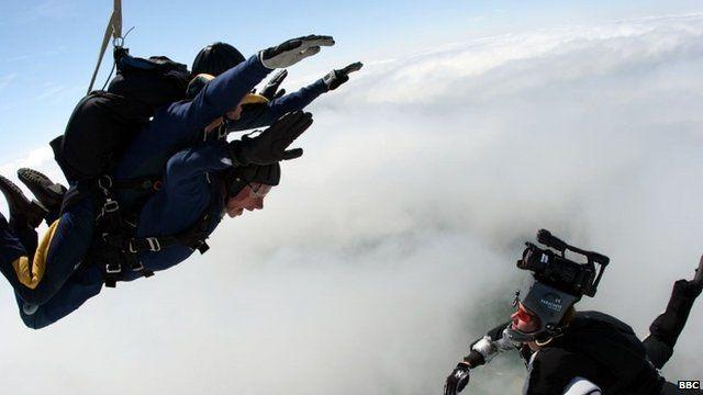 Skydivers (generic)