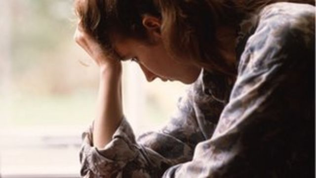 Depression: 'Second biggest cause of disability' in world