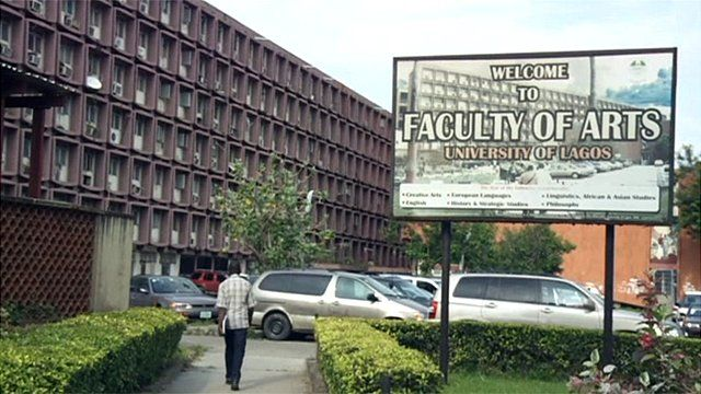 University of Lagos Faculty of Arts