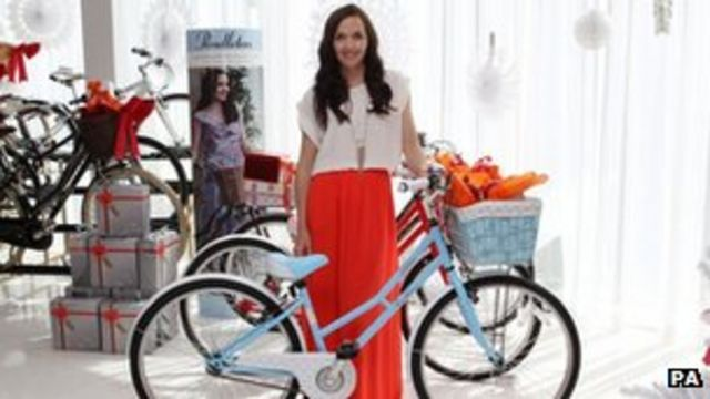 Halfords profits rise helped by strong bike sales