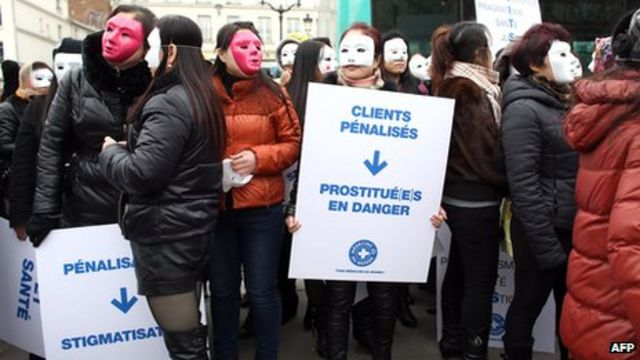Will France make paying for sex a crime?