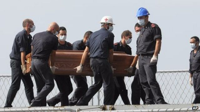 Lampedusa boat tragedy: Migrants 'raped and tortured'