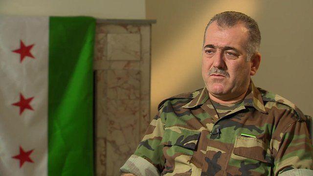 Colonel Abdul Jabbar al-Okaidi