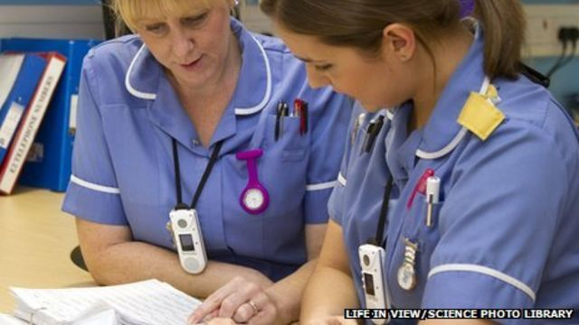 Union claims nursing hit by 'hidden workforce crisis'
