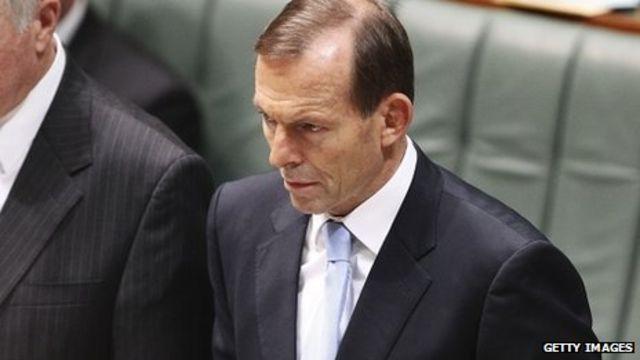 Australia carbon tax: Abbott introduces repeal bill