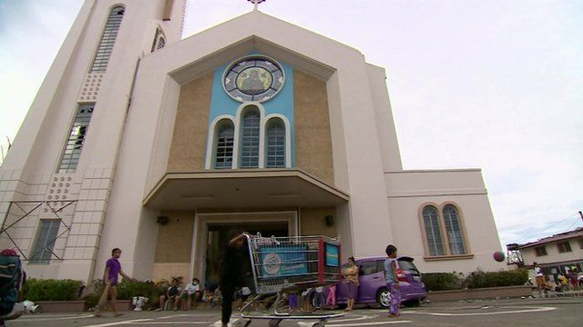 Church in Philippines