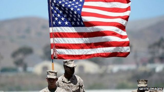 US Marines killed in California base accident
