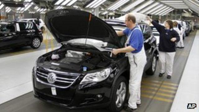 Volkswagen recalls 2.6 million cars