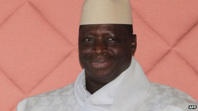 Gambia severs diplomatic ties with Taiwan