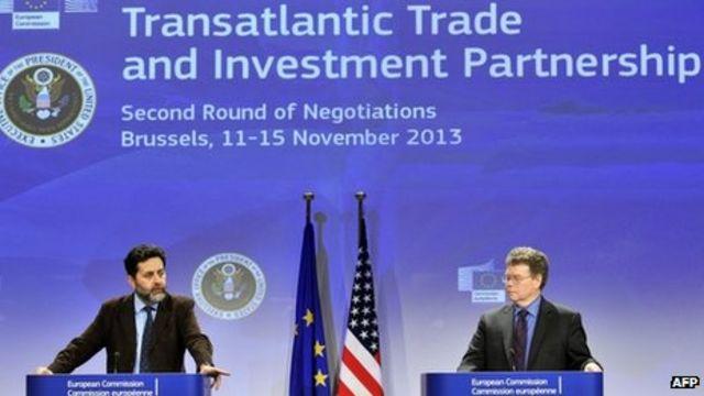 EU and US edge toward trade deal