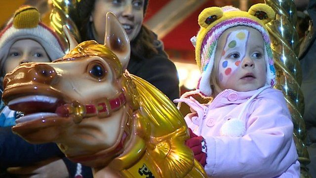 Children In Need at Wicksteed Park