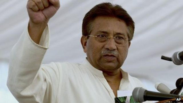 Pakistan: Former President Pervez Musharraf speaks out