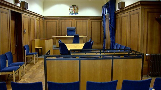 Rothesay sheriff court