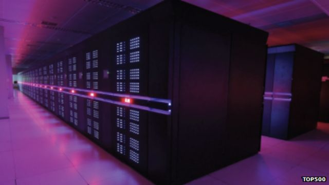 China retains supercomputer crown in latest Top500 list