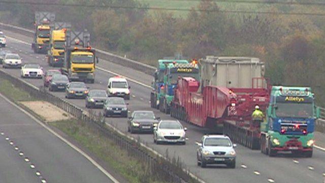 Transporter on M4