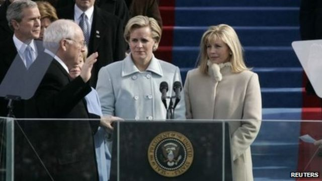 Dick Cheney daughters Liz and Mary in gay marriage spat