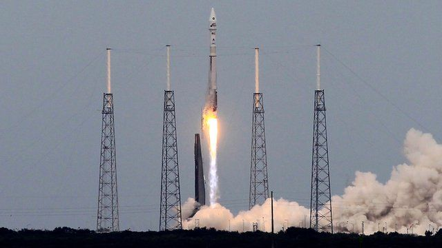 Launch of Maven