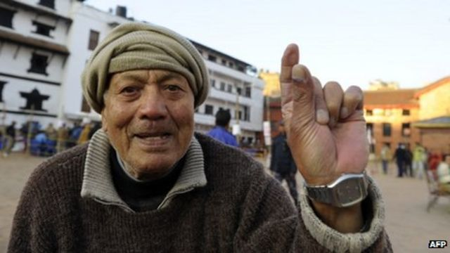 Nepal voting ends for new Constituent Assembly