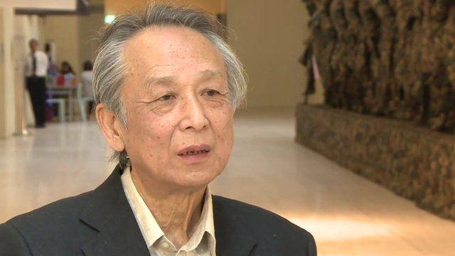 Nobel laureate Gao Xingjian