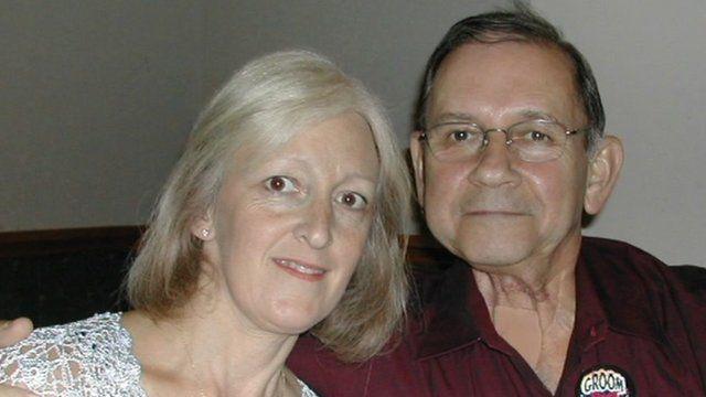 Catherine and Tony Hawkins