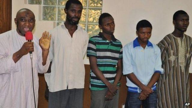 Nigeria's Boko Haram crisis: Anger at lecturer Nazeef's arrest
