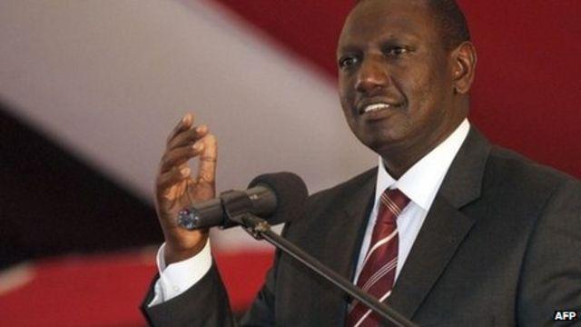 Kenya evicts UK diplomats from hotel amid ICC row