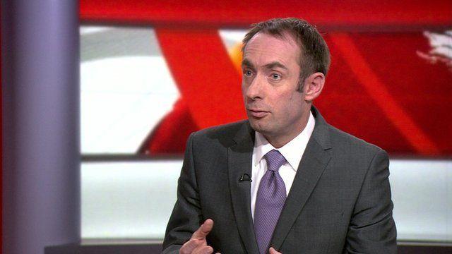 BBC Home Affairs Correspondent, Tom Symonds