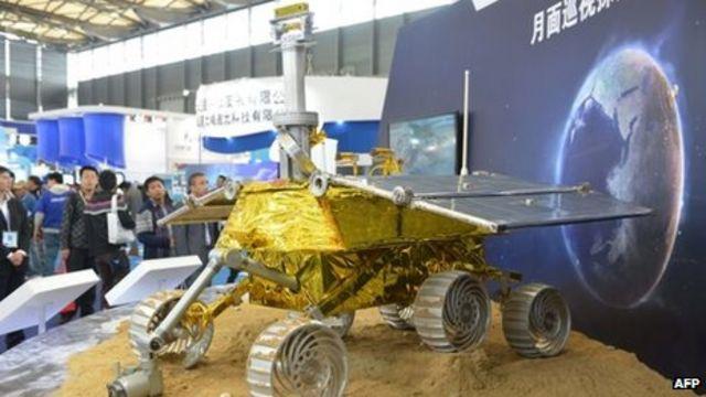 China to land first Jade Rabbit Moon probe next month
