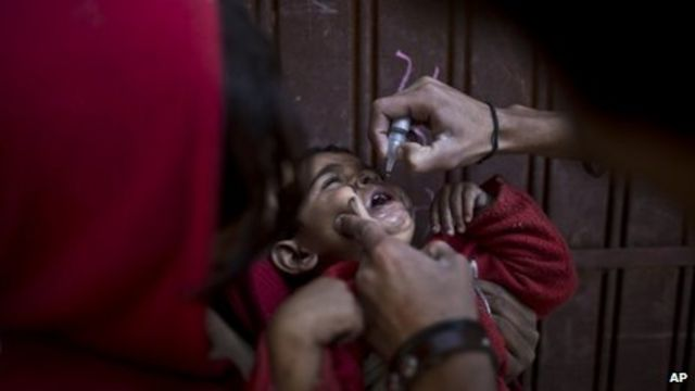 Kidnapped Pakistan polio workers 'are released'