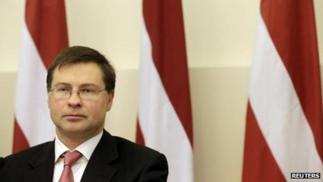 Latvia store collapse: Maxima boss fired over comments