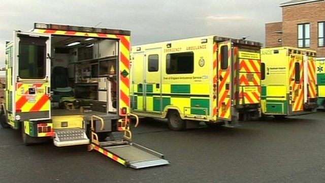 East of England Ambulances