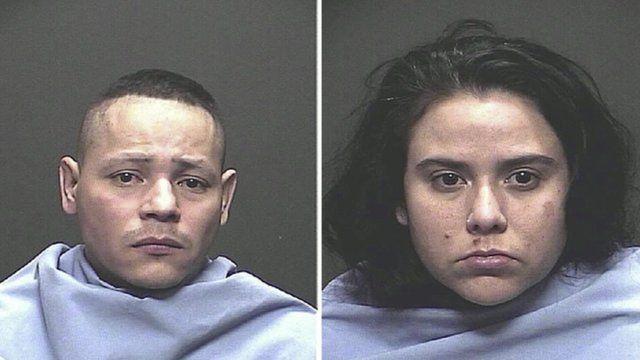 Fernando Richter, 34, and Sophia Richter, 32