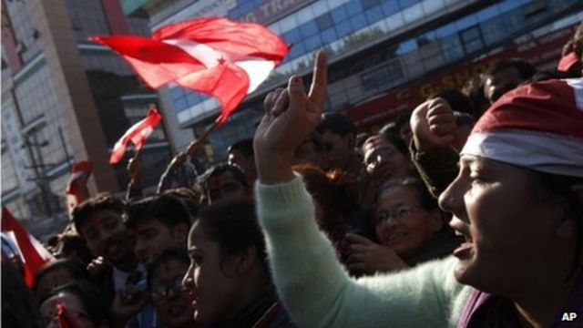 Nepali Congress wins most votes in elections