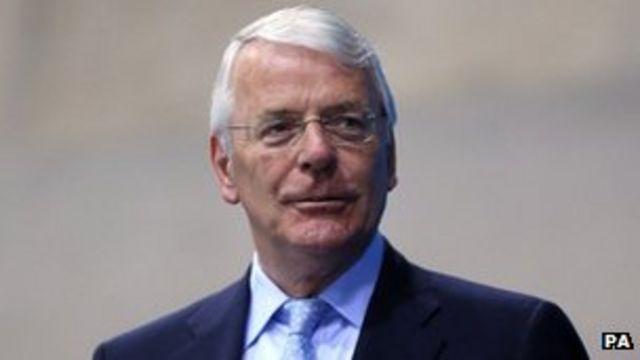 Scottish independence: Former prime minister John Major gives warning
