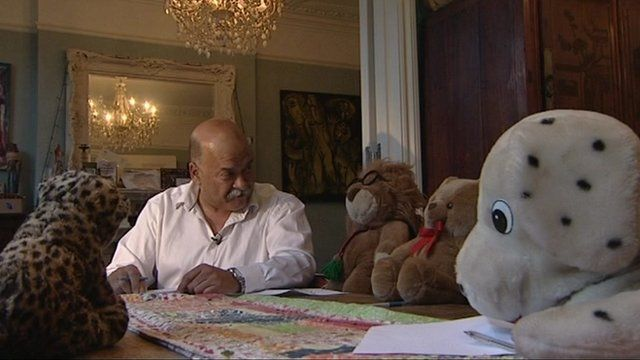 John Pienaar and friends