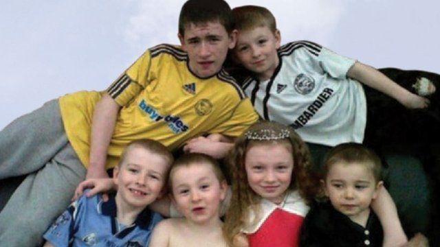 Children who died in house fire in Derby