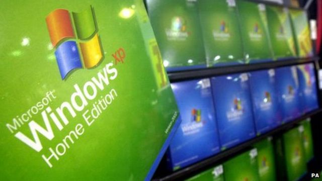 Warning issued over Windows XP bug