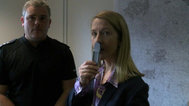 Sussex PCC Katy Bourne being tested for cannabis