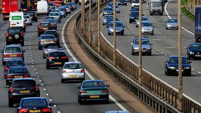 M1 motorway