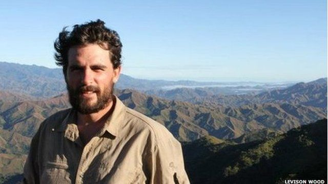 Levison Wood Nile Trek