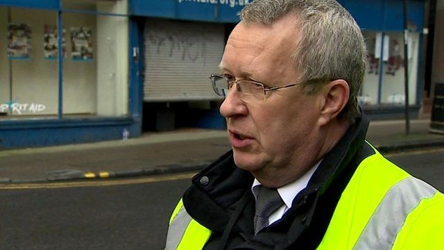 David Miller, deputy chief inspector of Air Accident Investigations