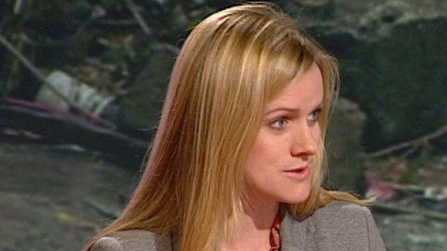 Sun journalist Emily Ashton