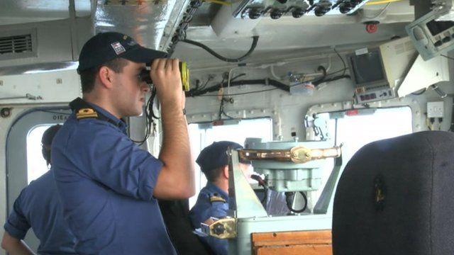 Portsmouth sailors
