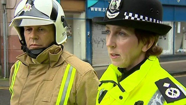 Deputy Chief Constable of Police Scotland, Rose Fitzpatrick