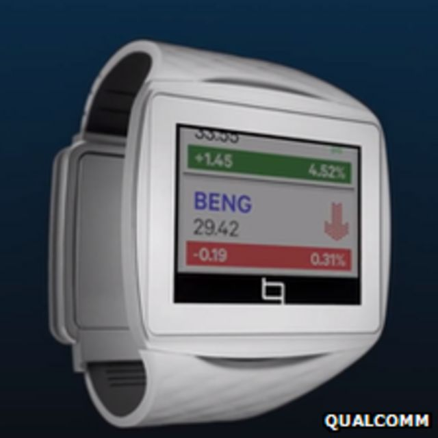 Qualcomm Toq aims to give smartwatches a shot in the arm