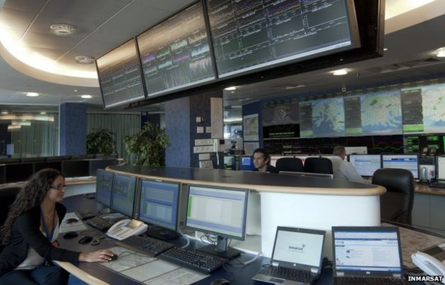 Inmarsat begins Global Xpress rollout