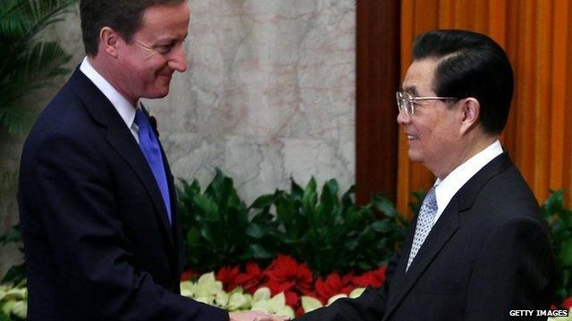 China and UK 'very important partners' in trade