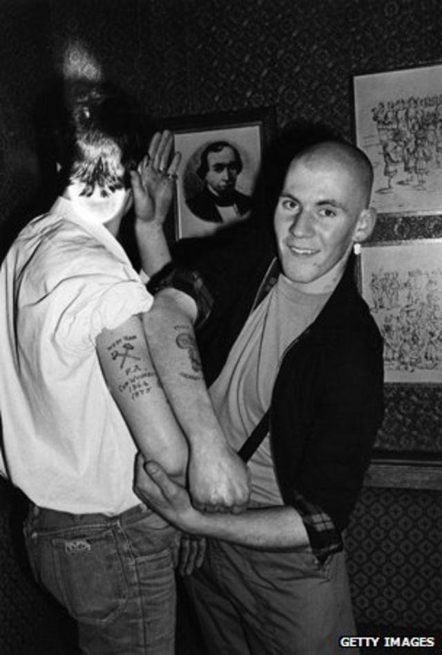 Nicky Crane: The secret double life of a gay neo-Nazi