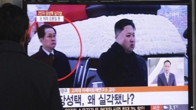 Why would North Korea powerbroker fall?