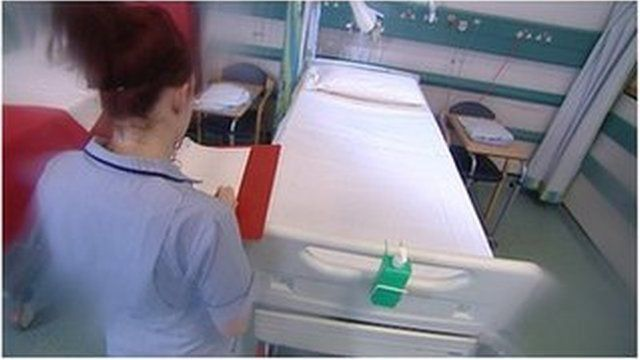 hospital bed (generic)